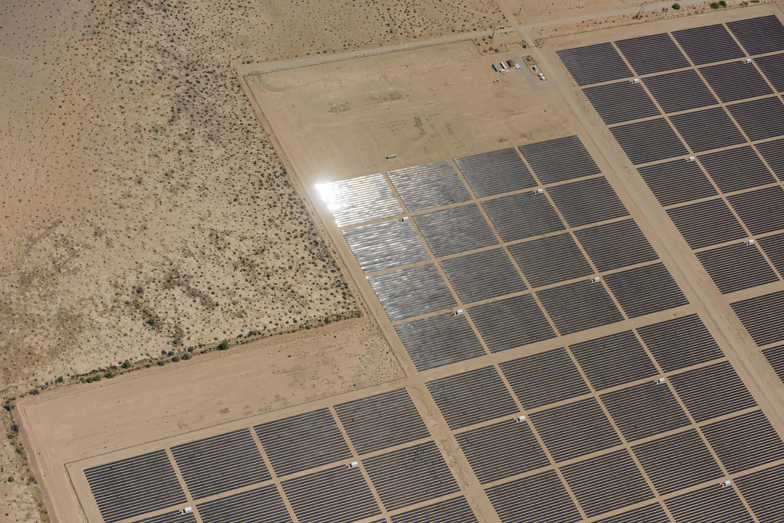 Solar Panels of Southeastern California