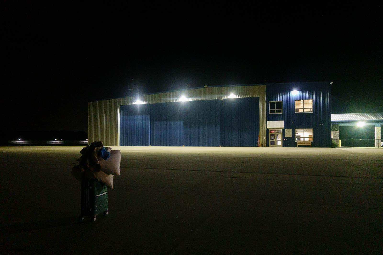 This is FBO Hobo life, Tri-State Steuben County Airport