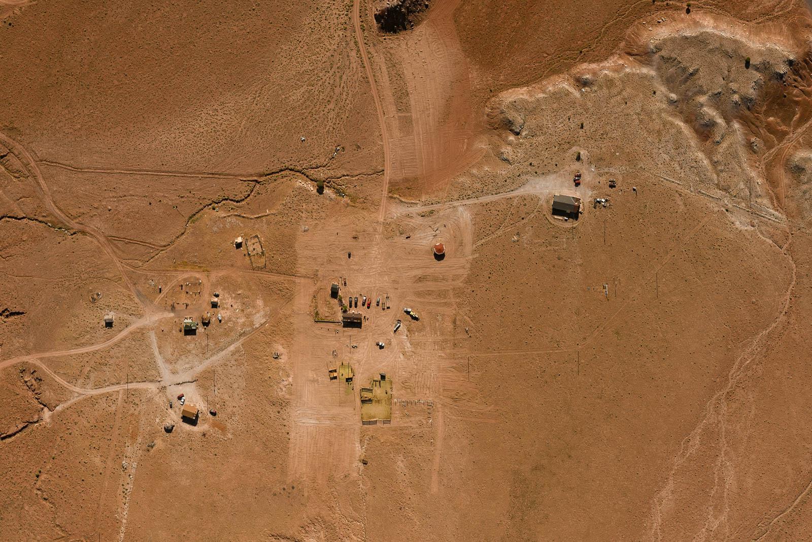 Navajo's Nazlini Settlement