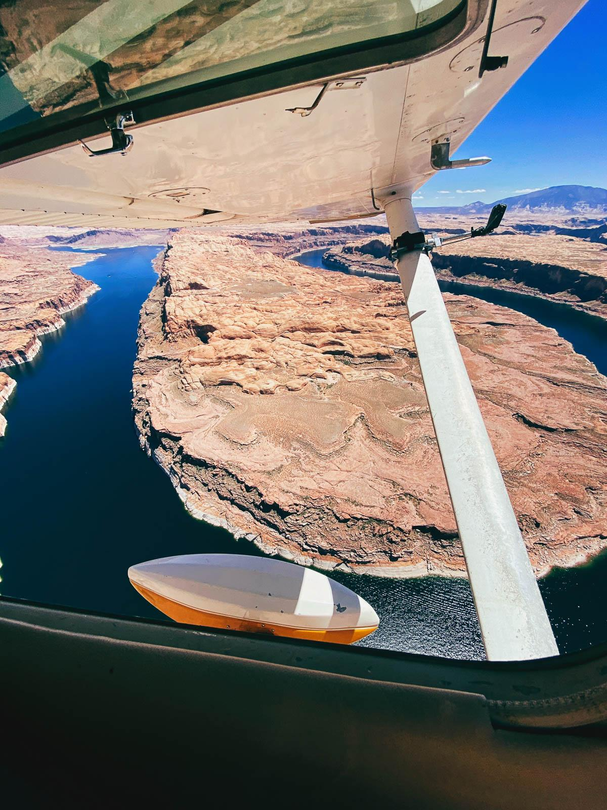 Here we go, Lake Powell!