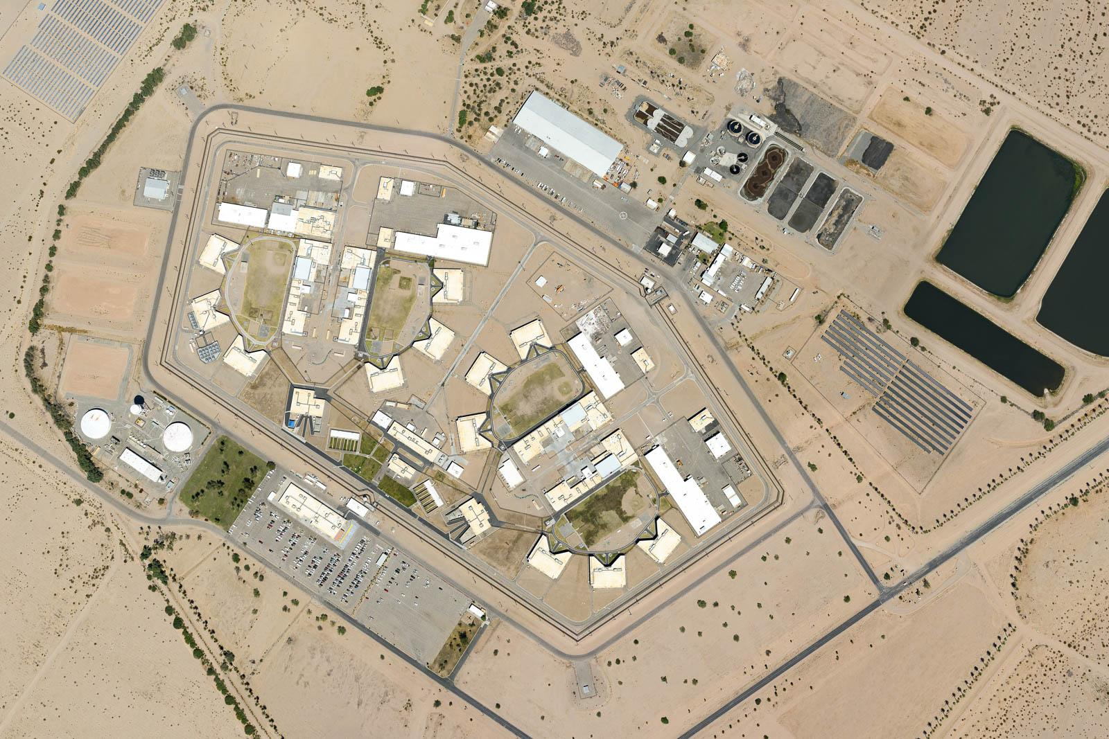 The Grim Case of California's Most Affected Prison